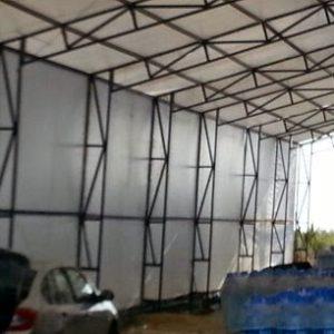 Depo Çadırları