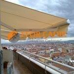 balkon mafsalli tente