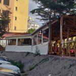 Fermuarlı Şeffaf Cafe